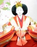 ひな人形部品 お雛様細爽頭冠セット10号(段飾り平飾り人形用)  []