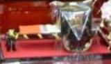 ひな人形部品 入り荷車 (段飾り平飾り用) [802]